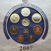 2007 Brilliant Uncirculated Coin Collection